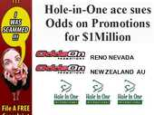 Continues Scamming Hole in One International