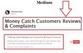Money Catch Business Reviews