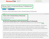 Money Catch Scam Business Reviews And Complaints
